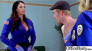 Porno Bokep (Alison Tyler & Julia Ann) Sexy Big Tits Office Girl Love Hard Sex clip-02