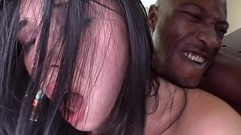 BANGBROS - Big Black Cocks Delivering Anal Creampie Into Angell Summers's Big Ass