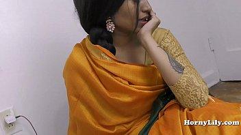 Bokep XXX Indian girl humiliates her virgin husband on her wedding night roleplay in hindi
