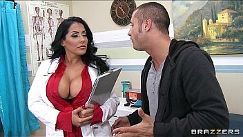 Bokep HOT & horny doctor takes a work break to ride her hung patient