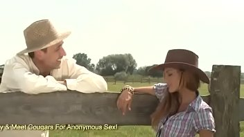Bokep Country Girl Rye Lets A Cowboy Stick His Dick In Her Butt