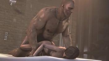 Moira Burton hentai video