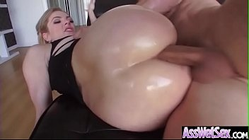Hard Deep Anal Sex Tape With Big Butt Sexy Horny Girl (Dahlia Sky) video-14