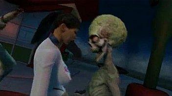 Video Bokep Best Alien-Human Fuck video!(for masturbating)