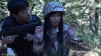 Bokep Japanese Army