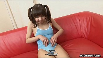 Bokep Petite and adorable Asian teen getting face spunked