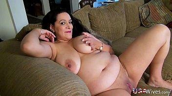Bokep USAWives Chubby American mature lady Niki