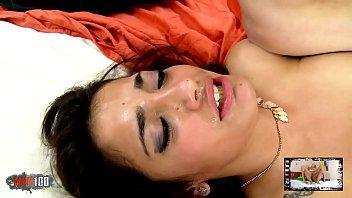 Hot rough sex with spanish teen slut Penelope Cum
