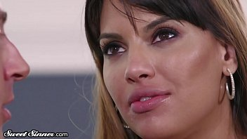 Latina WIFE Cheats with her Younger Assistant