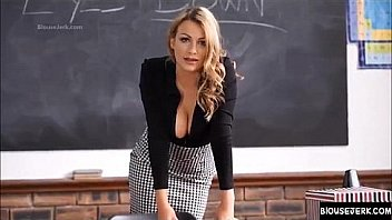 XXX Penny Lee - Sexy teacher boobs