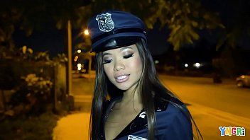 YNGR - Petite Asian Trick Or Treats For Dick