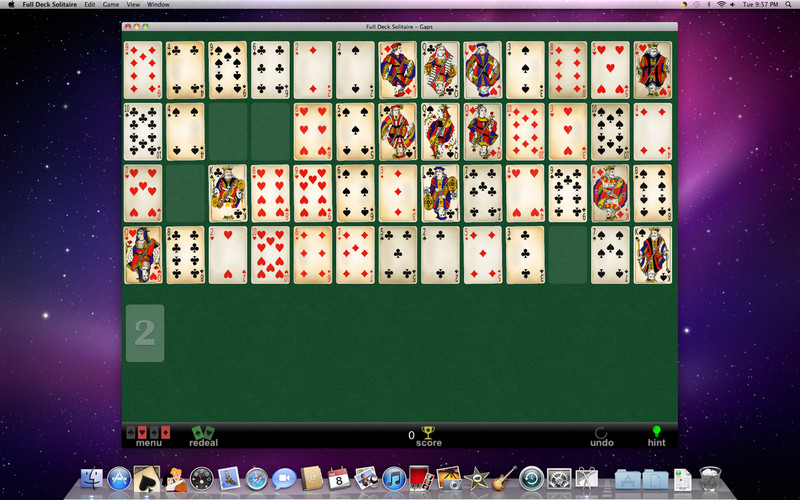 Download full deck solitaire 1. 61 mac free.