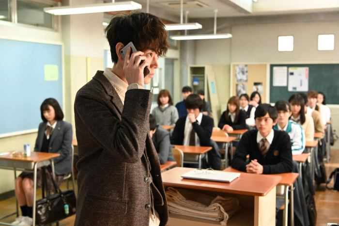 菅田将暉/「3年A組 ―今から皆さんは、人質です―」より(C)日本テレビ