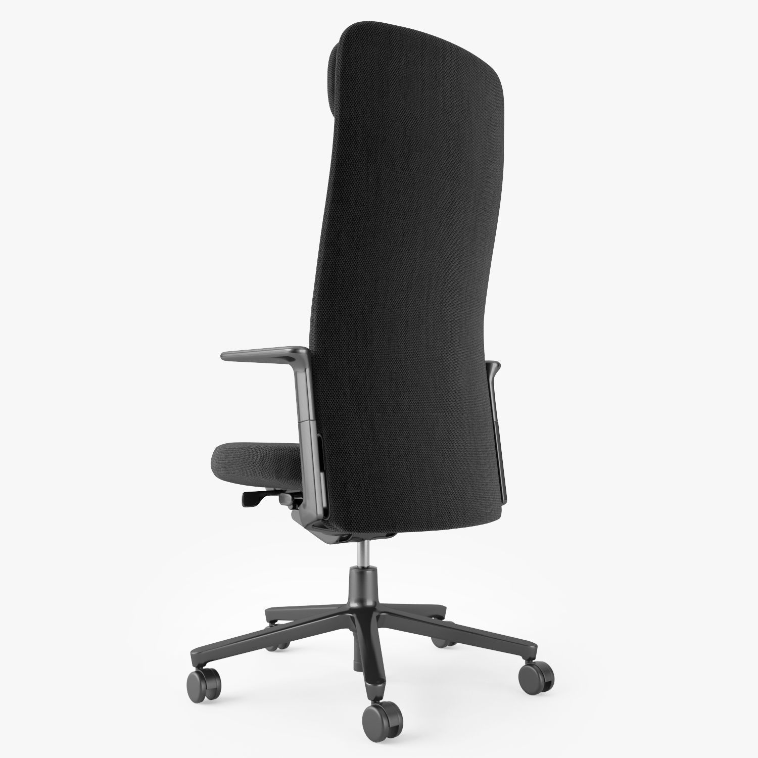 vitra ergonomic chair handicap shower chairs swivel pacific office 3d model cgtrader