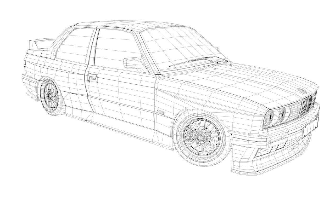 E30 Sedan