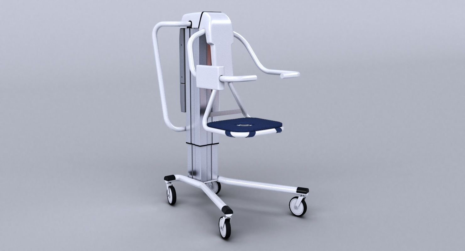 Bath Chair Lift Handicap Bath Seat Lift 3d Model