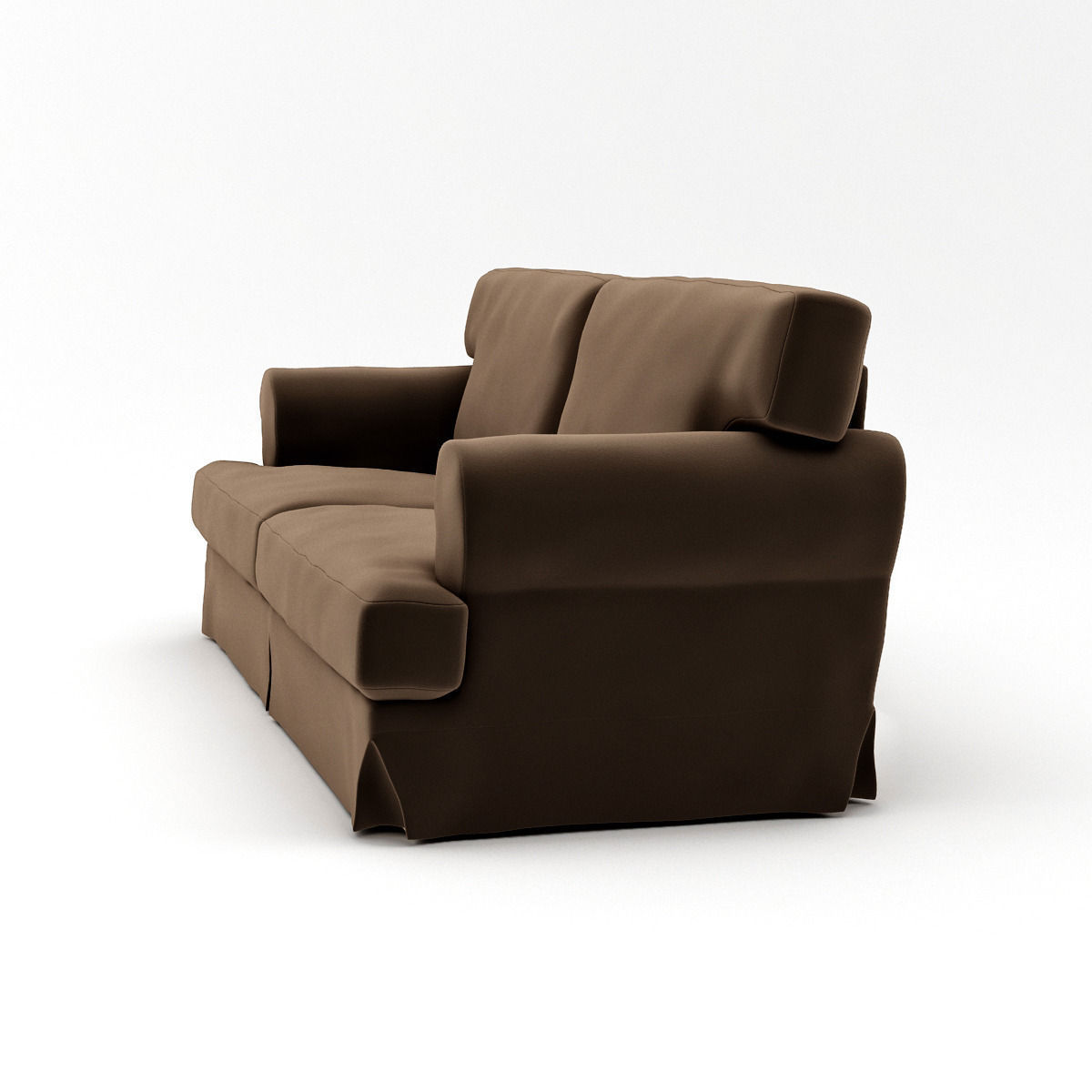 ikea ekeskog sofa for sale billige sofas kaufen 3d model max cgtrader