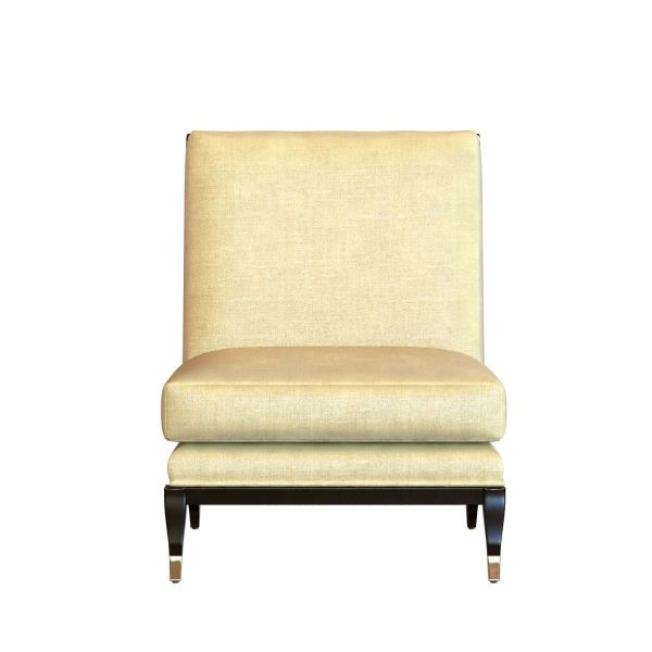 Armless Chaise Lounge Chairs