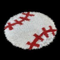 Carpet Round Baseball 3D Model MAX OBJ MTL | CGTrader.com