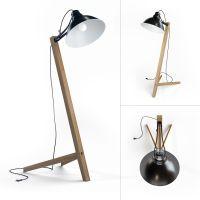 Scandinavian floor lamp free 3D Model .max .obj .fbx ...