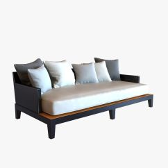Holly Hunt Sofa Cost One Seat Christian Liaigre For Opium 3d Model Max