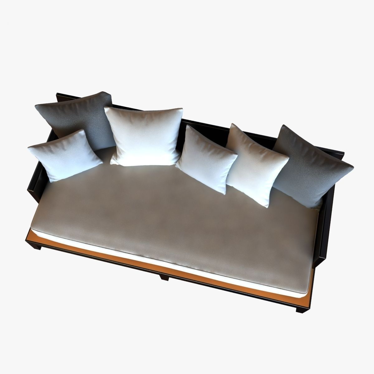 holly hunt sofa cost make your own outdoor cushions christian liaigre for opium 3d model max