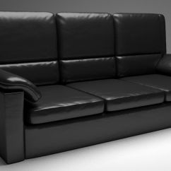 New Model Sofa China Collins Sectional Sleeper With Full Mattress By La Z Boy Leather 3d Obj 3ds Fbx Mtl Cgtrader
