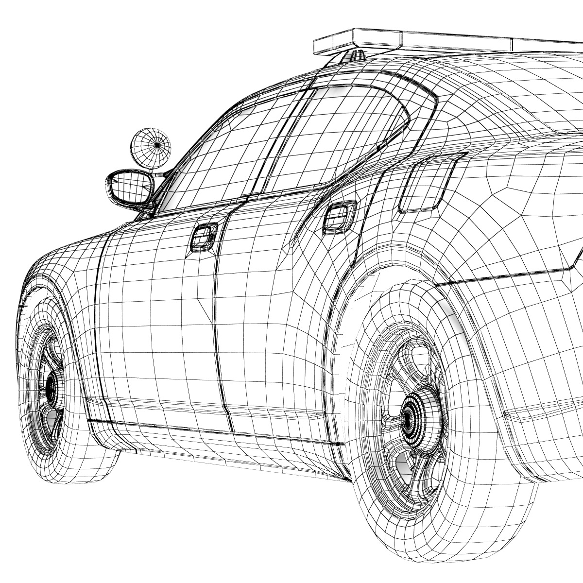Free coloring pages of dodge charger rt