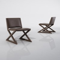 Pedrali X-Chair 3D Model MAX OBJ 3DS FBX - CGTrader.com