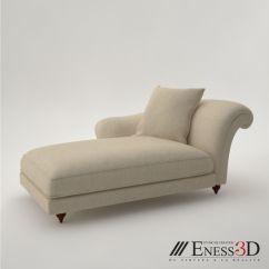 Baker Furniture Max Sofa Inexpensive Sectional Sofas Pro Meridienne Classic 3d Model Obj Fbx