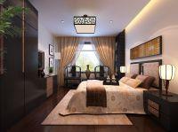 Chinese bedroom sets 17 10 3D Model .max - CGTrader.com