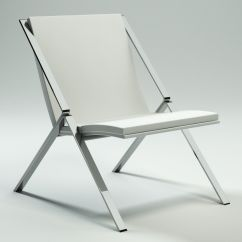 Chair Design Inspiration Outdoor Sling Chairs Canada Elle Free 3d Model Max Obj Fbx Cgtrader