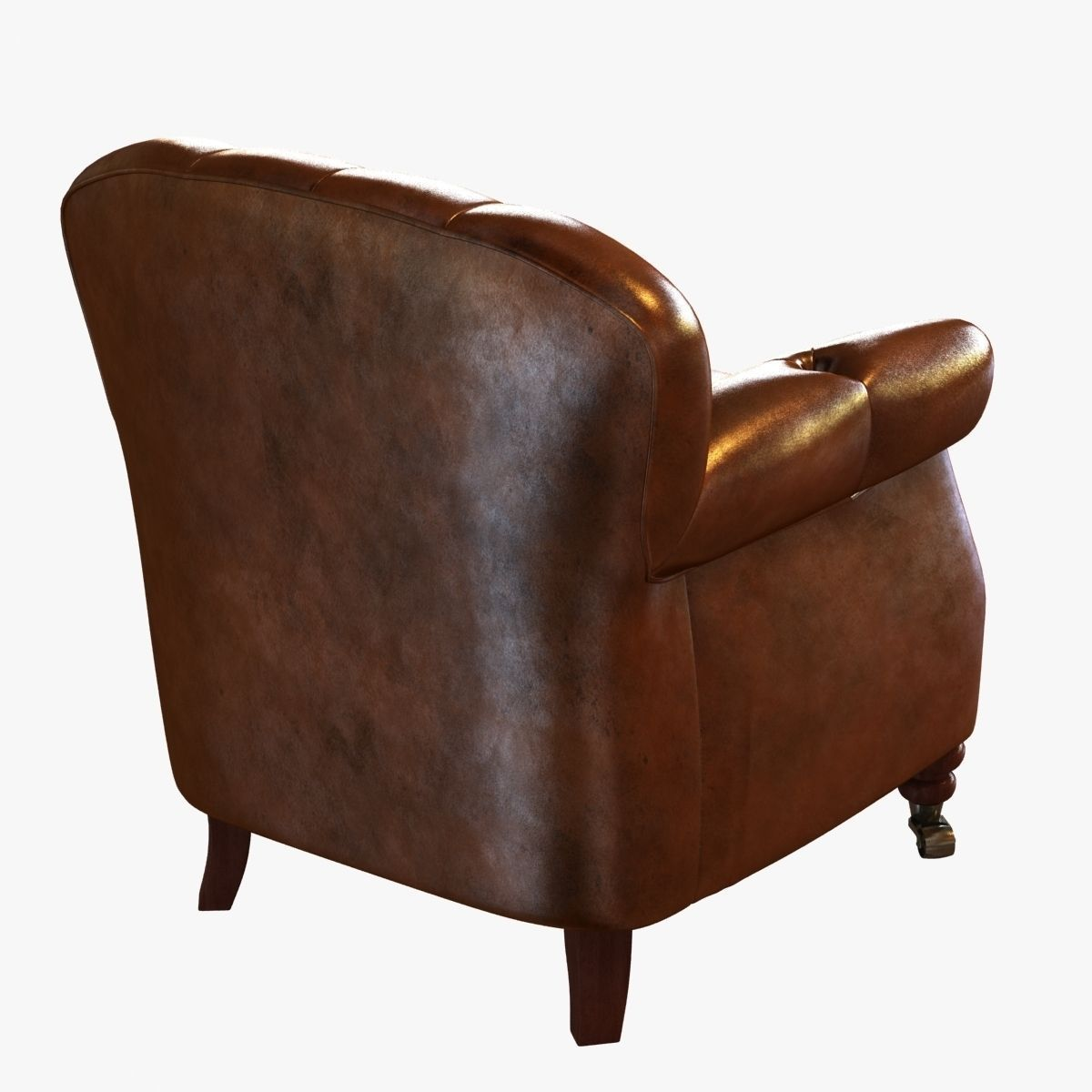 noir furniture chairs hanging chair takealot club vintage cigar le 3d model