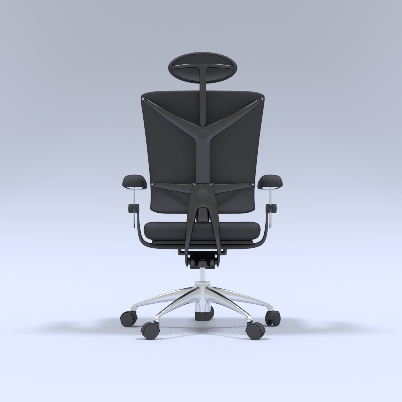 vitra office chair price behind the app ypsilon 3d model cgtrader max obj mtl 3ds fbx blend dae 5