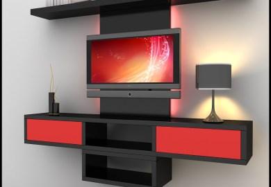 Modern Living Room Tv Wall Units