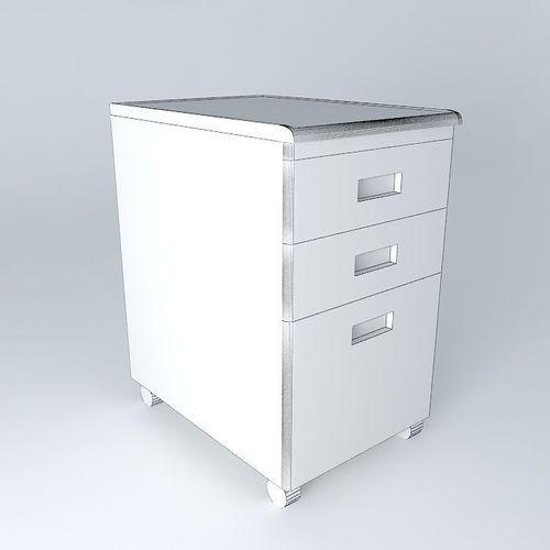 24 Unique File Cabinets Under Desk