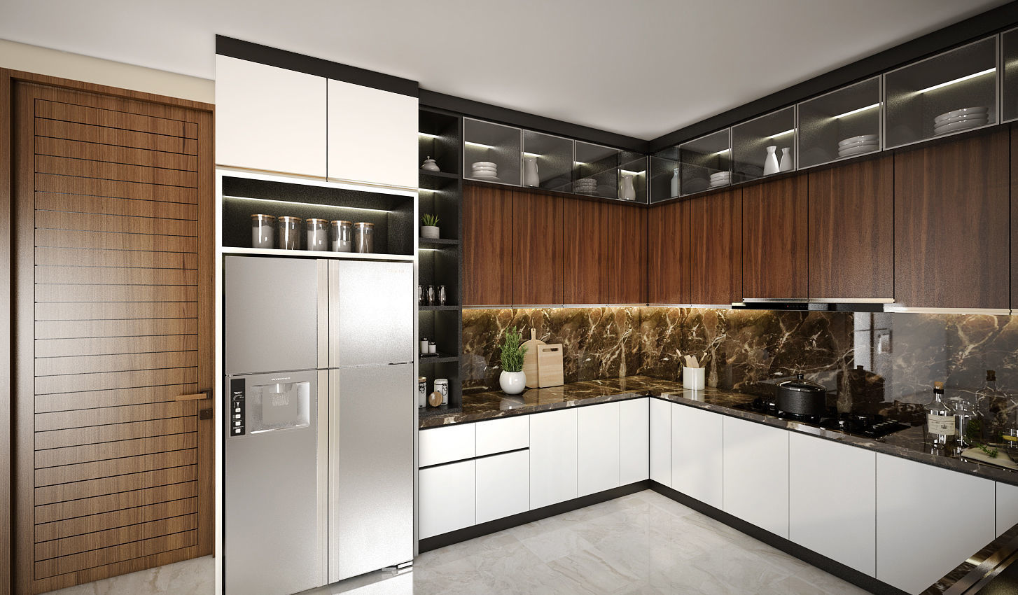 Outstanding Kitchen 3D Models For Sketchup Download Free Architecture Designs Grimeyleaguecom