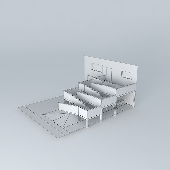 chair design sketchup tatami floor canada ada compliant wheelchair ramp free 3d model max obj 3ds fbx stl dae | cgtrader.com