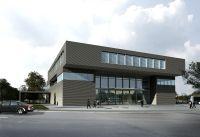 Exterior Office Building Scene 029 3D Model .tga ...