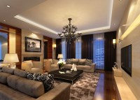 Living room 3D Model .max - CGTrader.com