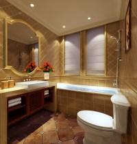 Luxury bathroom 3D Model .max - CGTrader.com