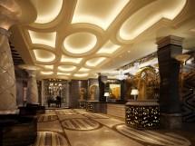 Luxury Hotel Lobby Interiors