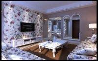 Elaborate Living Room room 3D | CGTrader