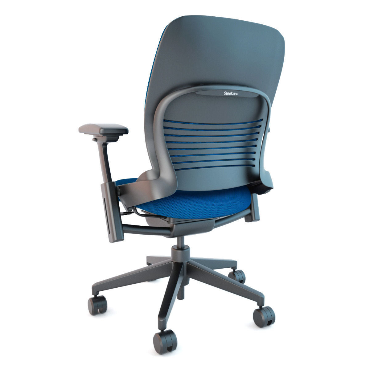 Steelcase Desk Chair Steelcase Leap Office Chair 3d Model Max Obj Fbx
