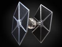 Star Wars Tie Fighter with Interior 3D Model .max .obj ...