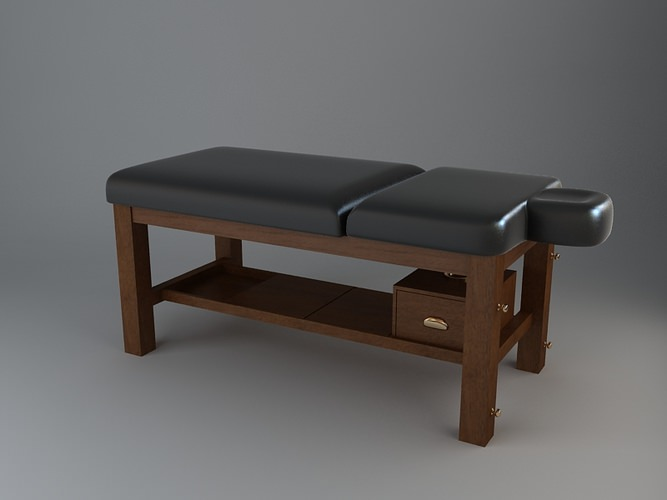 3d massage chair ikea covers tullsta leather table model .max .obj .3ds .fbx - cgtrader.com