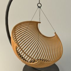 Hanging Chair Wood Covers For Sale Ebay 3d Cgtrader Model Max Obj Mtl Fbx Ma Mb 4