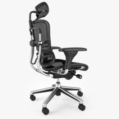 Raynor Ergohuman Chair Covers Singapore 3d Model Cgtrader Max Obj Mtl Fbx 7