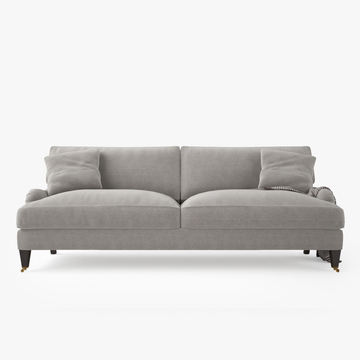 essex sofas corner sofa bed finance uk crate and barrel collection 3d model max obj