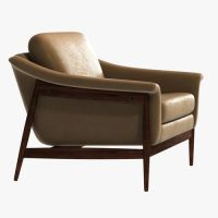 Danish Modern Club Chair and holly hunt tudor coctail ...